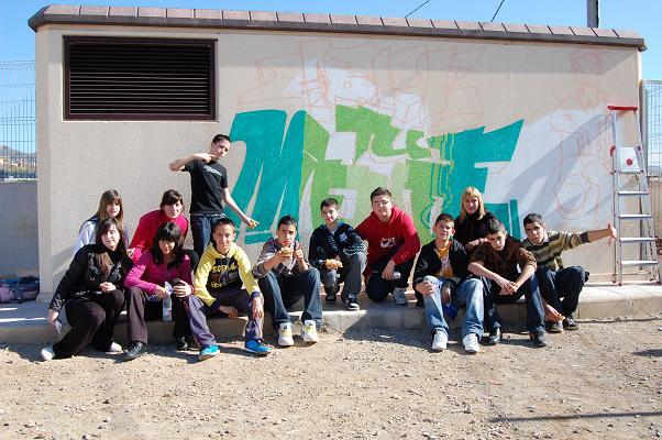 Taller de grafiti 2010