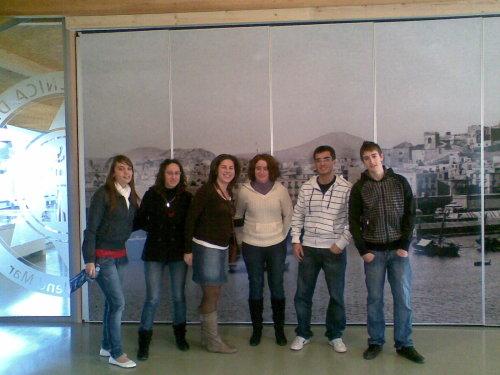 Visita a la Universidad Politécnica de Cartagena