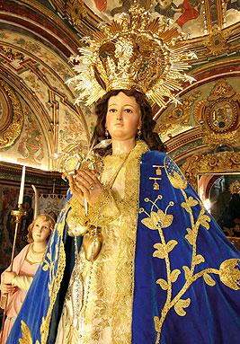 17 de Noviembre: La Fiesta del Milagro