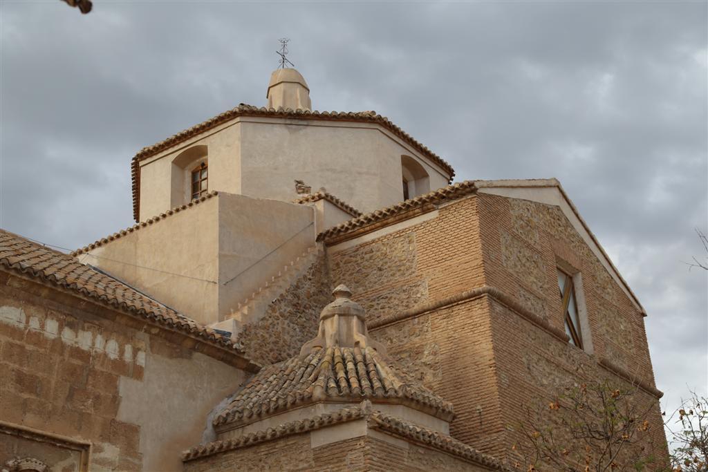 La Iglesia de San Andrés de Mazarrón