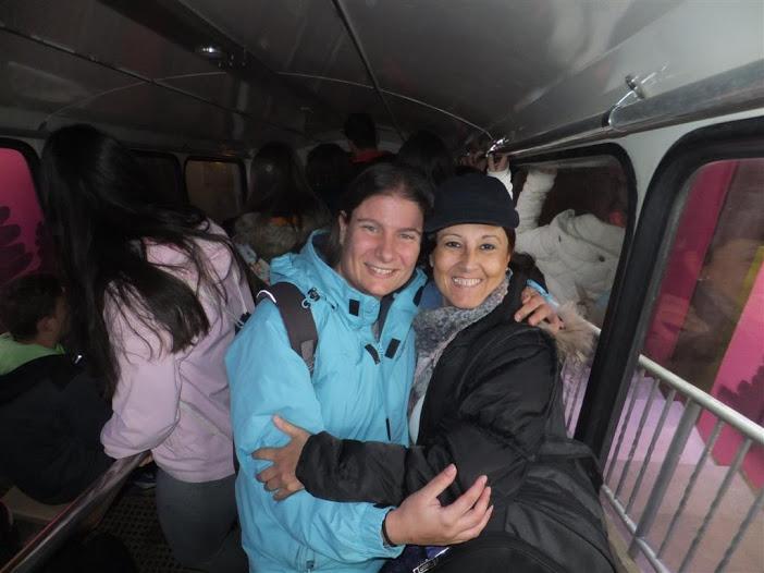 Más fotos del Viaje a Lazère por los alumnos de Bilingüe