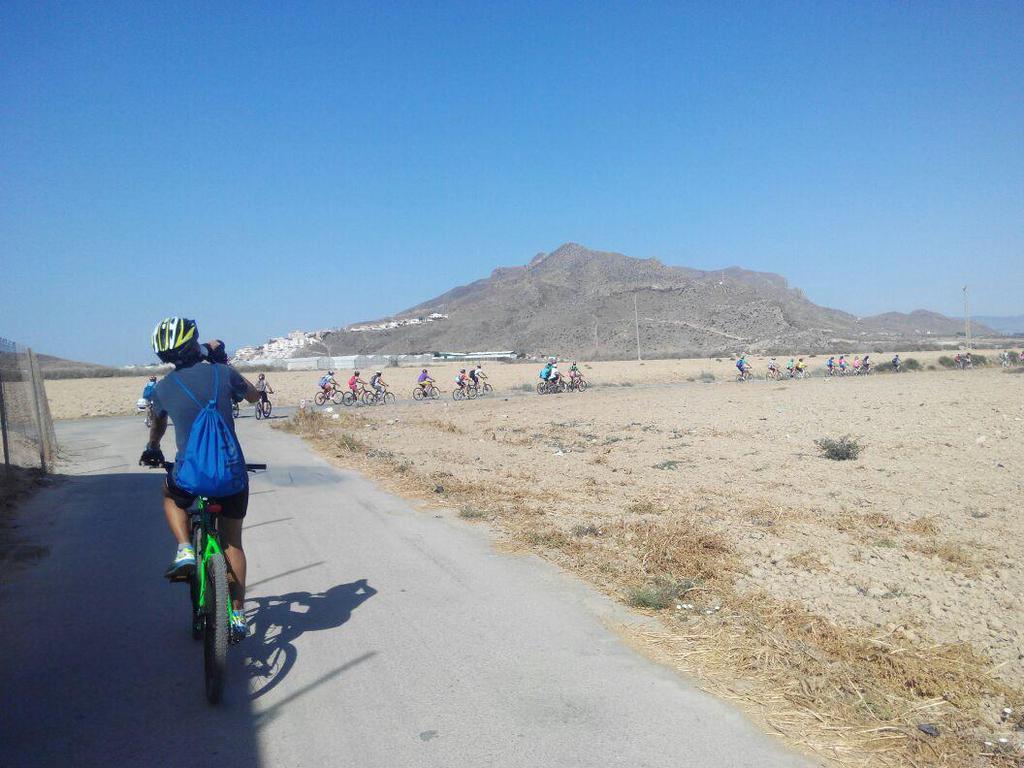 Camino de Bolnuevo en el Día Mundial del Medio Ambiente