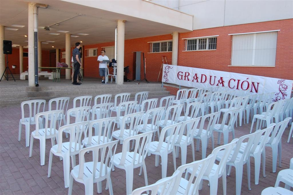 Making off Graduación IES Felipe II 2015