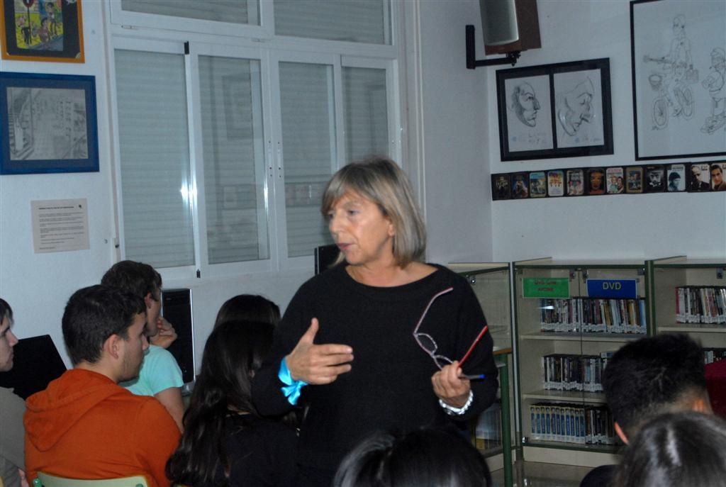 María Martínez y los alumbres de Mazarrón
