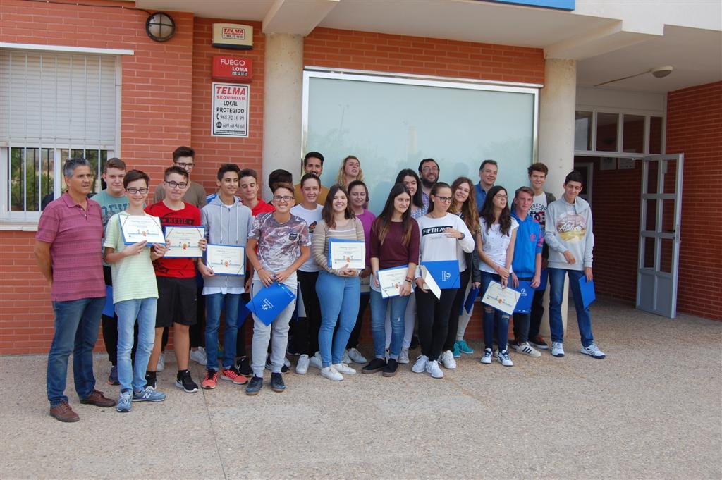 El IES Felipe Segundo recibe uno de Sellos de Calidad Nacional de eTwinning en Erasmus+