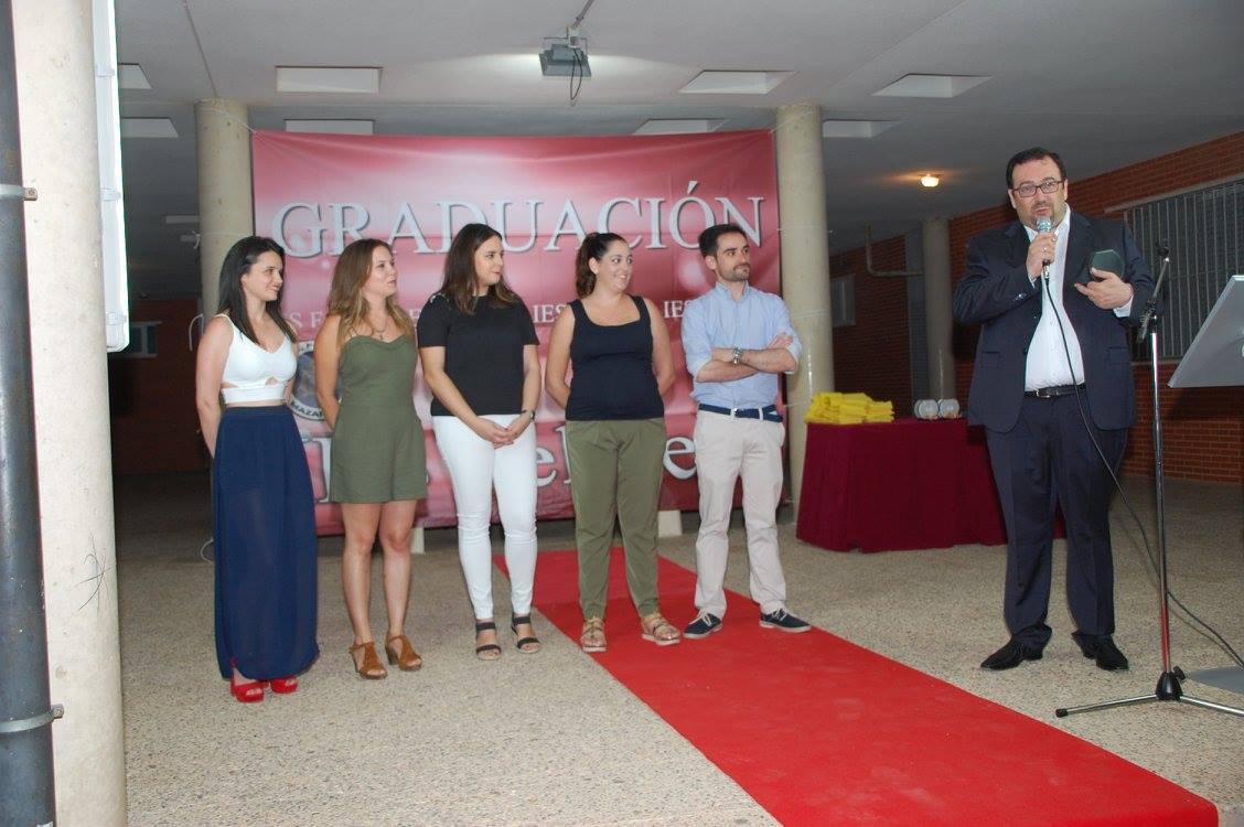 Premio Amigo Felipe II 2017 IES Felipe II