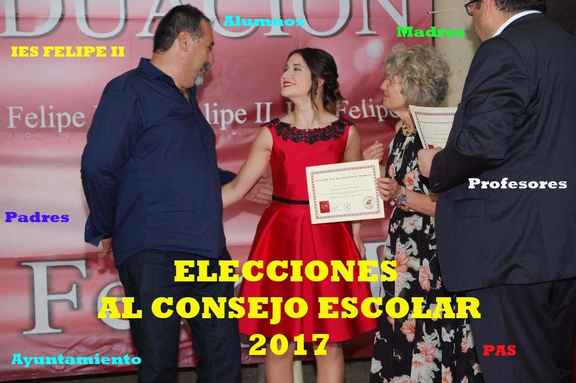 consejos escolares 2017